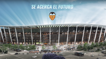 Valencia's New Stadium