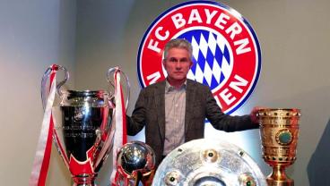 Jupp Heynckes Tactics That Won Bayern Munich The Treble