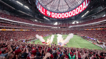 The Best Stadiums in the MLS