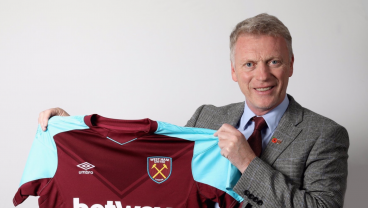 West Ham Fans Are Pissed They Hired David Moyes