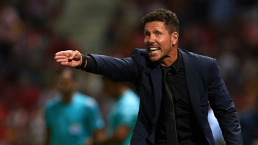 The Roller Coaster Ride That is Diego Simeone's Coaching