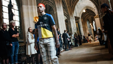 Soccer Taking Over The Fashion World