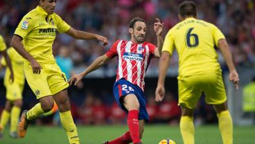 Juanfran Matches Cristiano Ronaldo's Lighting Pace To Stop Counterattack