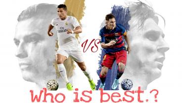Canadians Debate: Messi VS Ronaldo