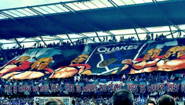 Best Major League Soccer Tifos Of 2017