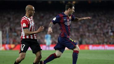 The Science Behind Lionel Messi's Ridiculous Copa Del Rey Goal
