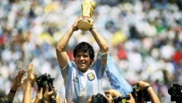 Maradona Was Absolutely Incredible