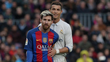 Things Messi Fans Say About Ronaldo