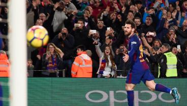 Check Out All The Time's Messi Dimed Up His Teammates But They Failed To Score