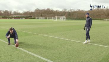 Watch These Soccer Players Kick Field Goals Like Champs