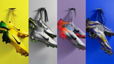 Nike Releases Throwback World Cup Heritage Colors In New Cleat Silo