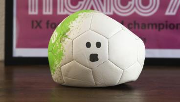 A Ball's Life: Nice Try USA