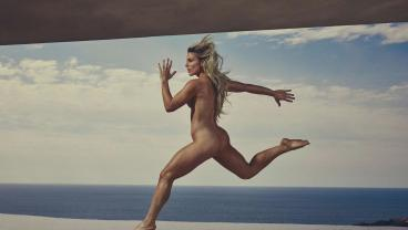 Soccer Players In The ESPN Body Issue