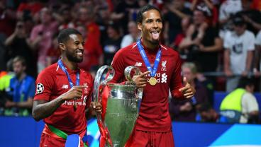 Virgil van Dijk: The Best Defender In The World?