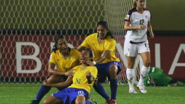 Brazil Women's National Team Receives Equal Pay