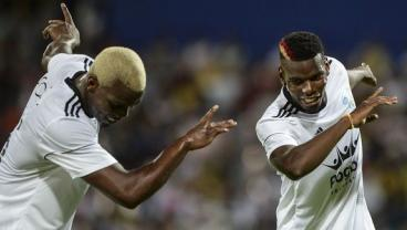 Paul Pogba Dabs His Way To Goal In A Charity Match