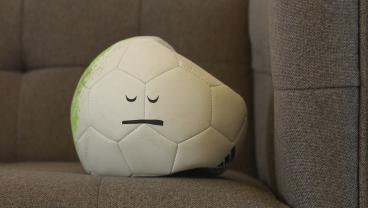 A Ball's Life: In Memoriam
