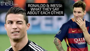 What Messi And Ronaldo Say About Each Other
