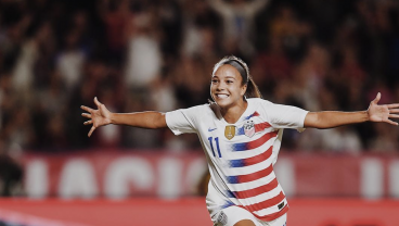 Mallory Pugh Is A Shining Example For Change In U.S. Soccer
