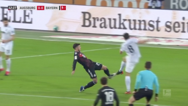 Bayern vs. Augsburg 1-0 Highlights