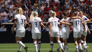 Top 18 Soccer Terms You Need To Know For The Women's World Cup