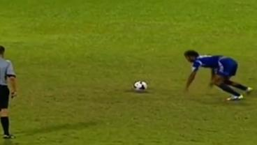 Ridiculous Penalty Run-Ups
