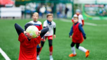 Kids Playing Football: Fails, Skills, Goals, And More