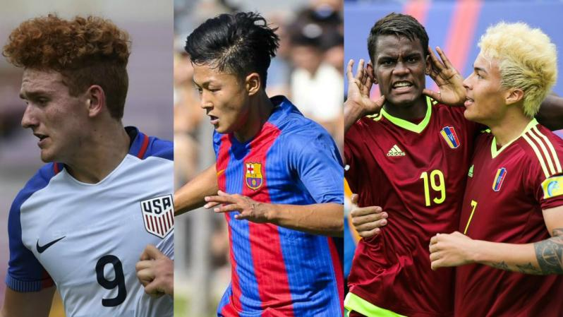 Players to Watch at 2017 U-20 World Cup