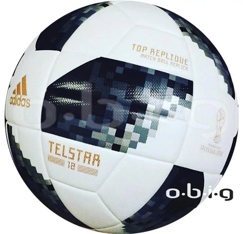 2018 World Cup ball