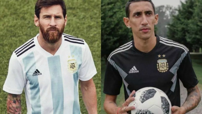 2018 World Cup Jerseys Argentina