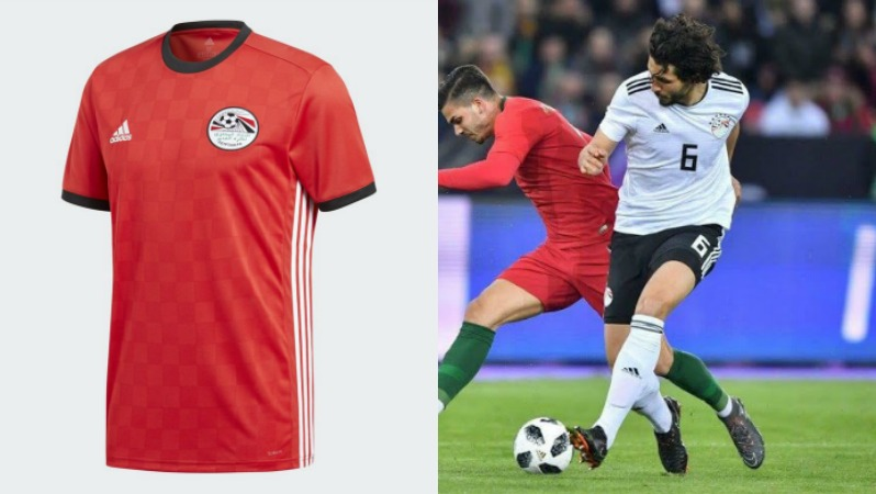 2018 World Cup Jerseys Egypt