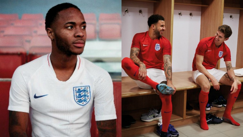 2018 World Cup Jerseys England