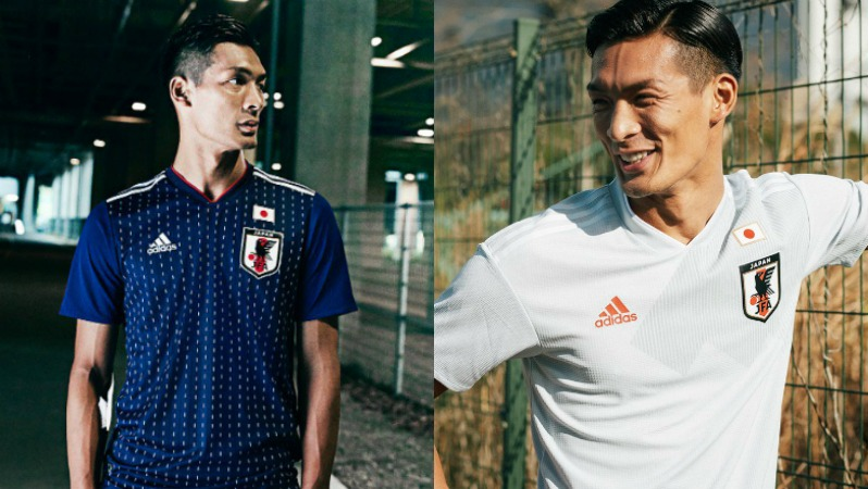 2018 World Cup Jerseys Japan