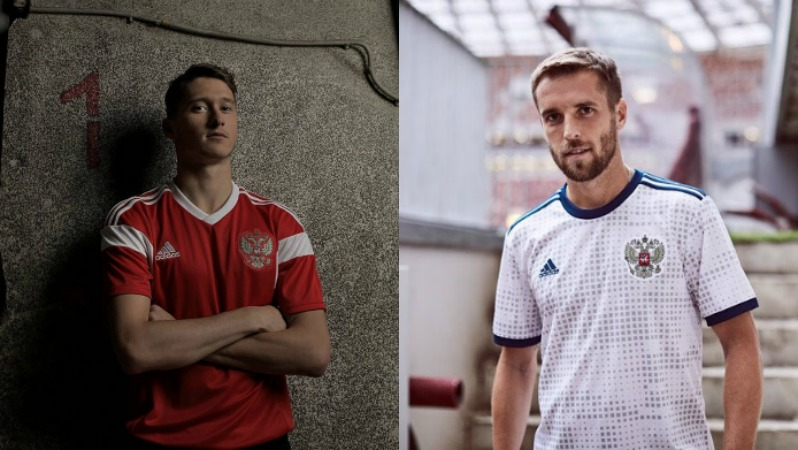 2018 World Cup Jerseys Russia