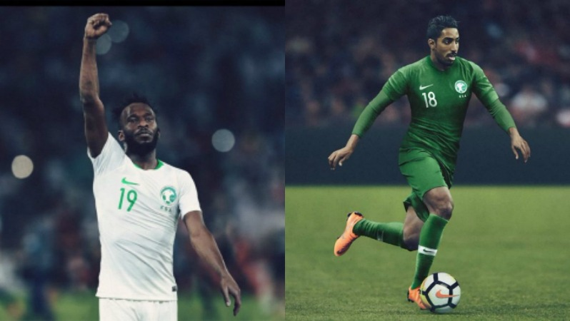 2018 World Cup Jerseys Saudi Arabia