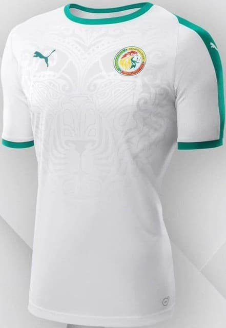 2018 World Cup Jerseys Senegal