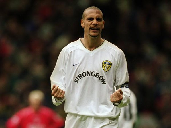 6 Once-Famous Clubs: Leeds United - Rio Ferdinand