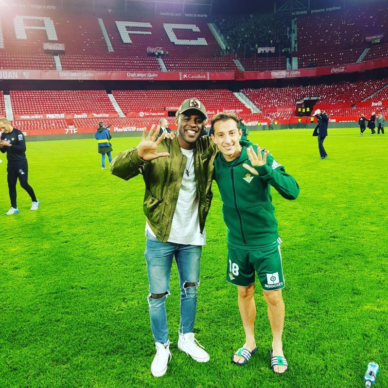 Real Betis win eight-goal derby thriller against Sevilla