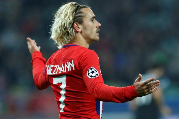 European giant takes lead in race to sign Atletico Madrid's Griezmann
