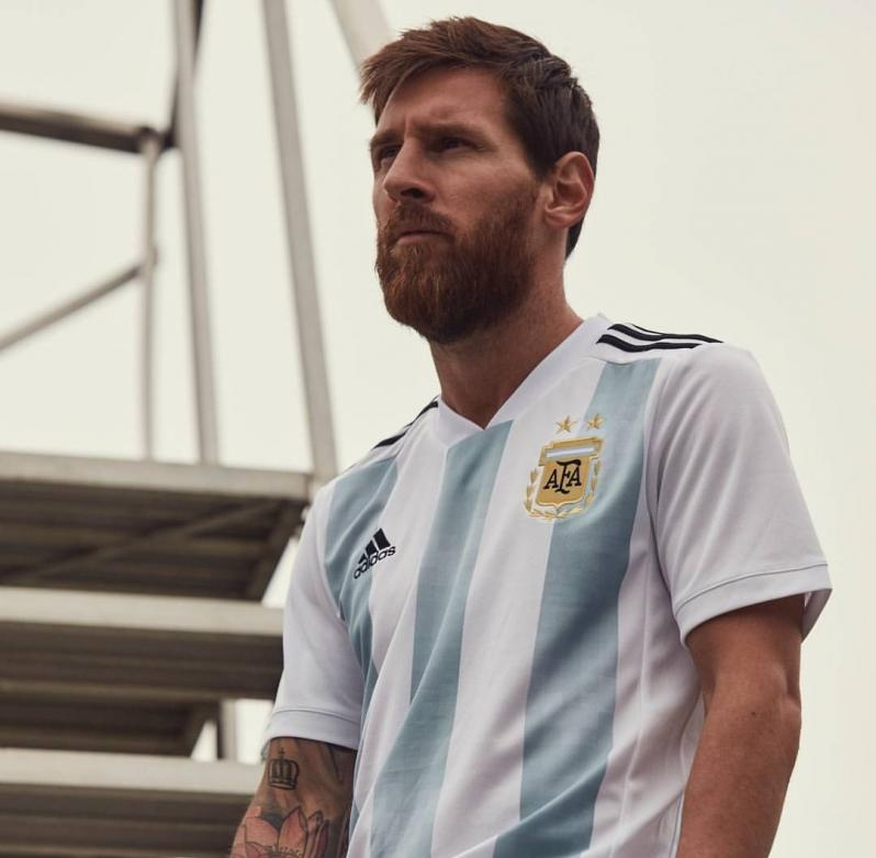 Argentina 2018 World Cup Jersey