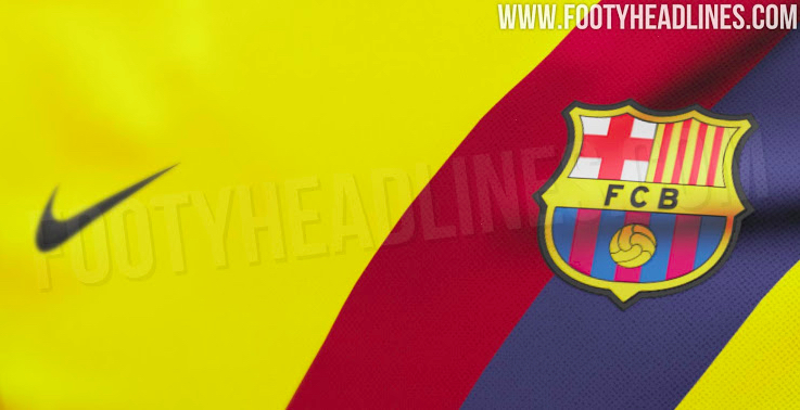 be05d320 Barcelona 2019-20 Away Jersey Has Leaked And It's A Classy Number