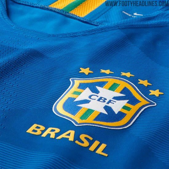 brazil 2018 world cup jersey by nike