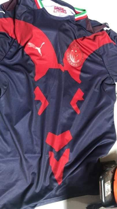 super popular ea80e 8e4e5 Is This The Chivas FIFA Club World Cup Jersey?
