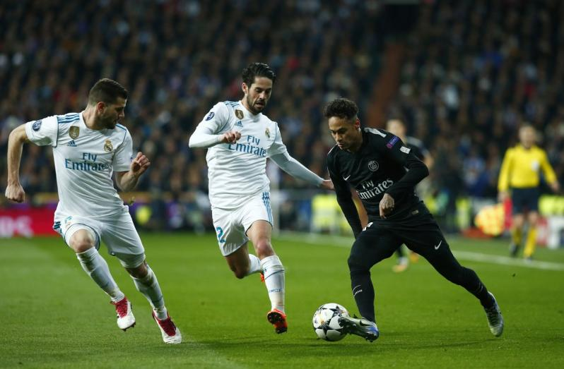 Real Madrid Vs Psg Stats