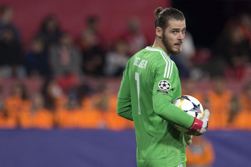 De Gea boost for Manchester United?