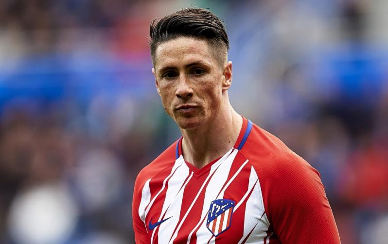 Fernando Torres Chicago Fire Transfer Rumor