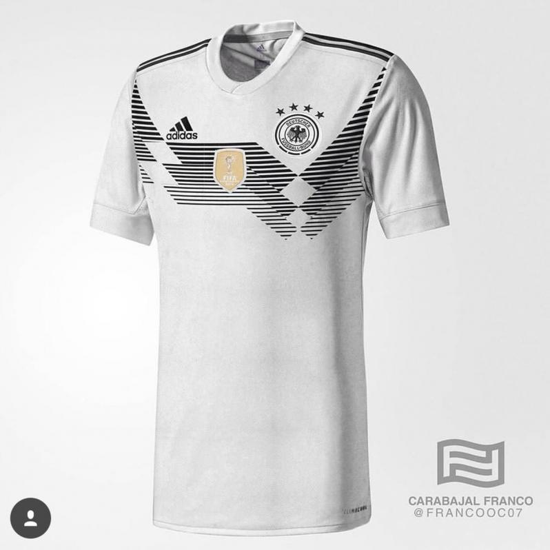 574cd9f4b Germany 2018 World Cup Jersey