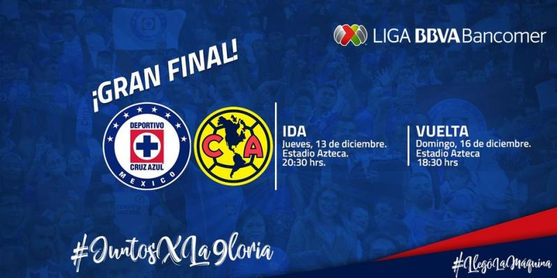 Liga MX Final Apertura Schedule Preview Prediction And TV Listings
