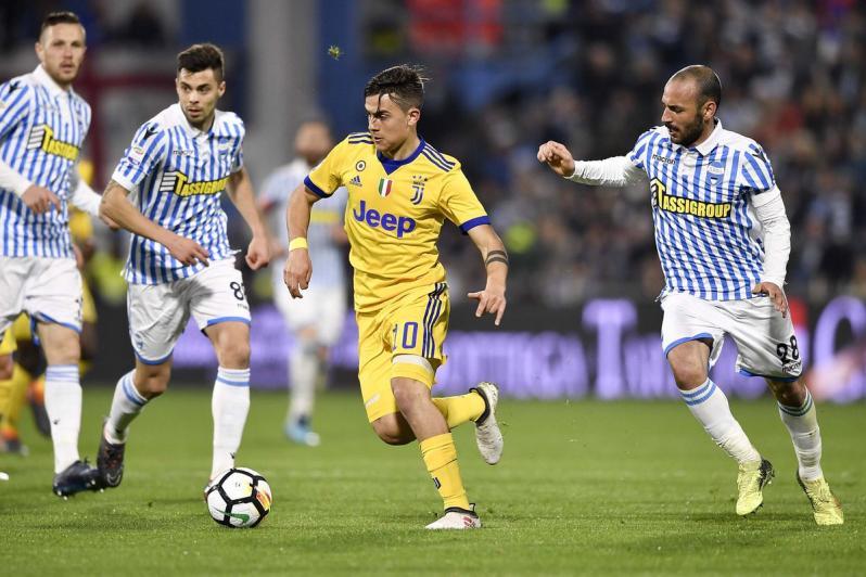 Juventus Vs SPAL Match Recap After Defending Champs Held