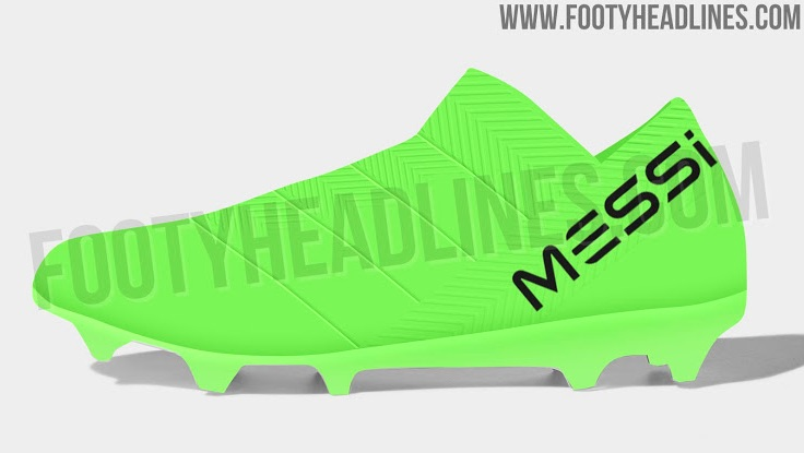 Lionel Messi World Cup cleats